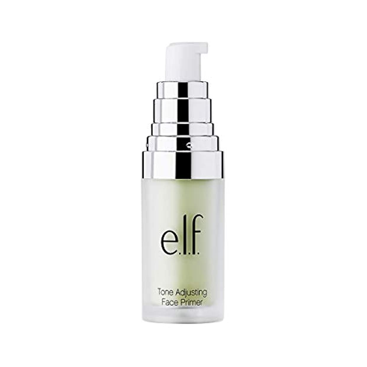 幅ストレスの多い農奴e.l.f. Studio Mineral Infused Face Primer - Tone Adjusting Green (並行輸入品)