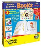 Creativity For Kids - Create Your Own Books - Write / Illustrate / Read by Creativity for Kids