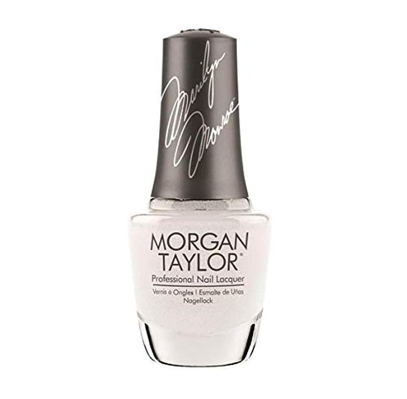 散歩保育園ロールMorgan Taylor Nail Lacquer - Forever Marilyn Fall 2019 Collection - Some Girls Prefer Pearls - 15ml / 0.5oz