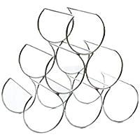 ワインラック ワイヤー「 ミラ 」【IT】(#9897950) 29×15.5×26cm