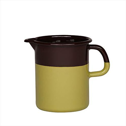 RIESS 計量カップ チョコレート/ピスタチオ 1kg 調理用計量器 9cm 0.5L 0-00