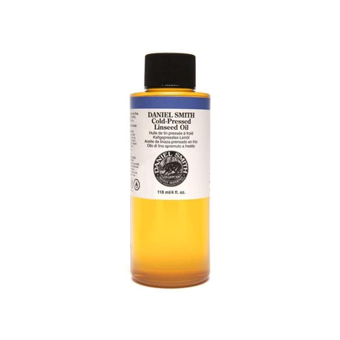 薄いですペース予測するDaniel Smith 284470009 Original Oil, Cold-Pressed Linseed Oil, 120ml