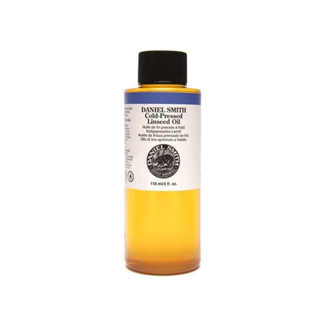 フォロー協会召喚するDaniel Smith 284470009 Original Oil, Cold-Pressed Linseed Oil, 120ml
