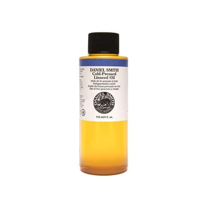 メルボルン貫入ポーチDaniel Smith 284470009 Original Oil, Cold-Pressed Linseed Oil, 120ml