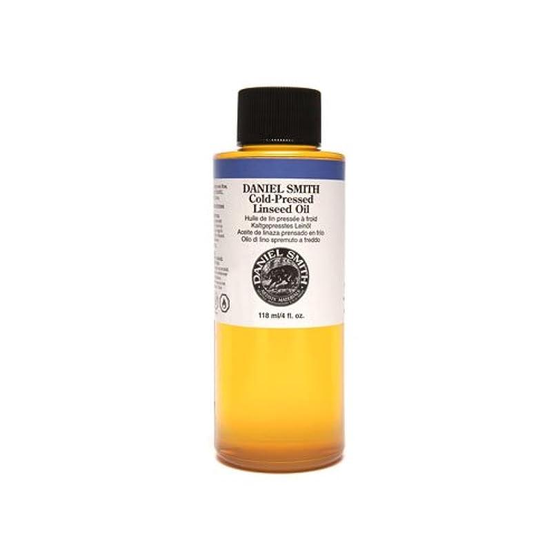 現金悪意のあるモルヒネDaniel Smith 284470009 Original Oil, Cold-Pressed Linseed Oil, 120ml