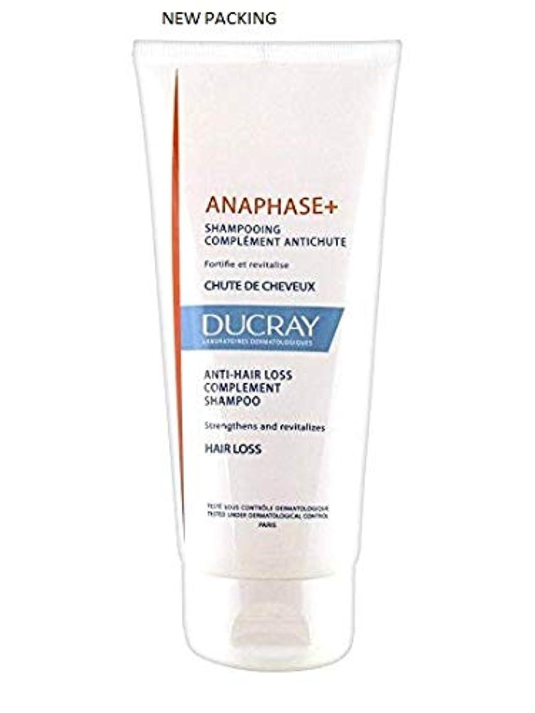 スペクトラム露骨な大学院Ducray Anaphase+ Anti-Hair Loss Complement Shampoo 200ml