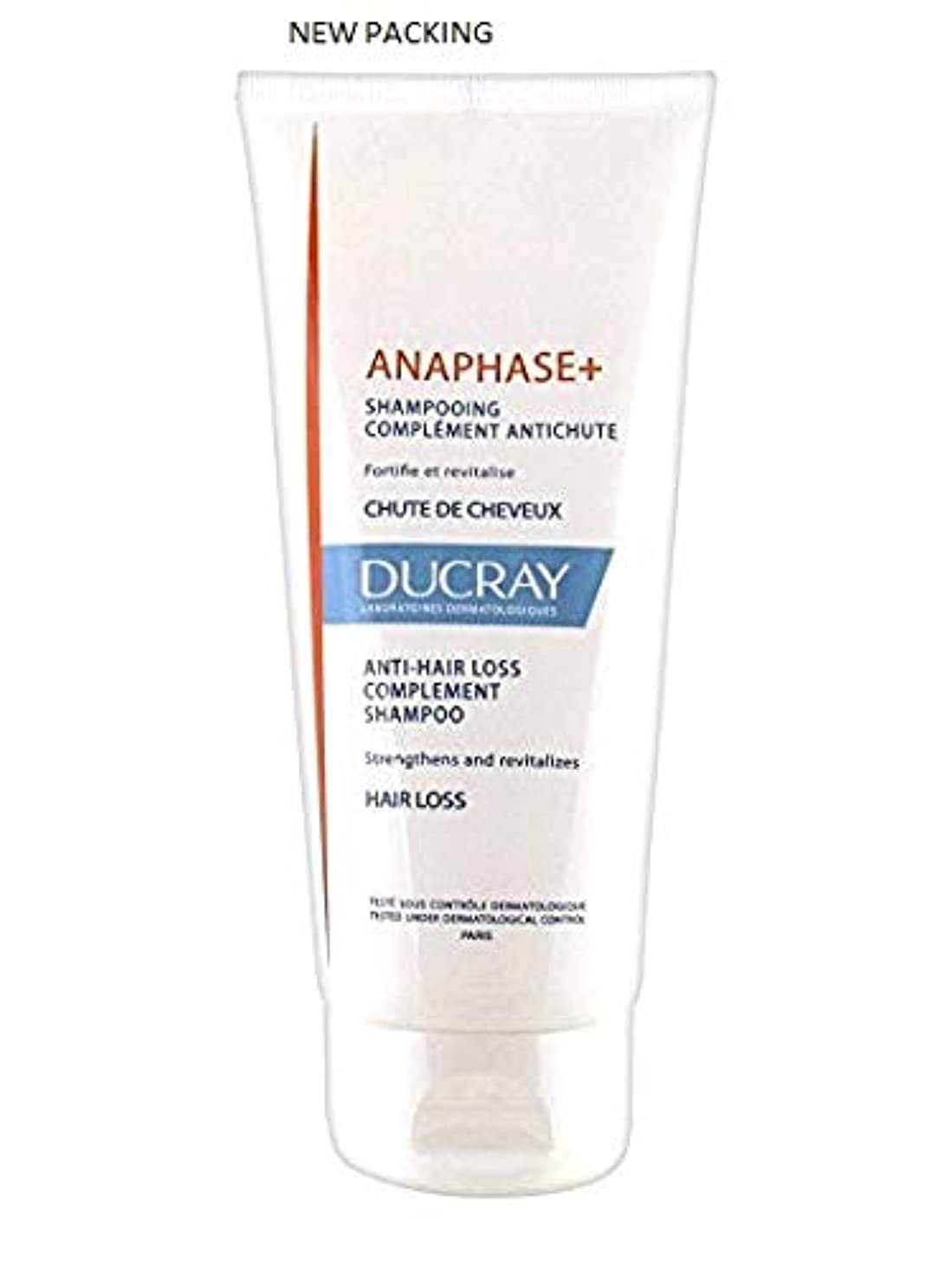 乱気流反響する舗装Ducray Anaphase+ Anti-Hair Loss Complement Shampoo 200ml