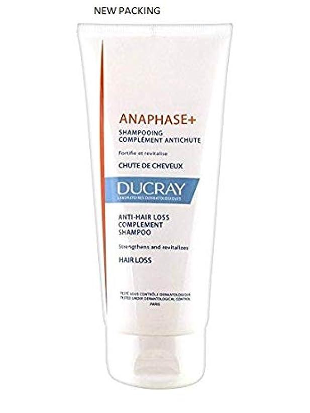 前風景メンテナンスDucray Anaphase+ Anti-Hair Loss Complement Shampoo 200ml