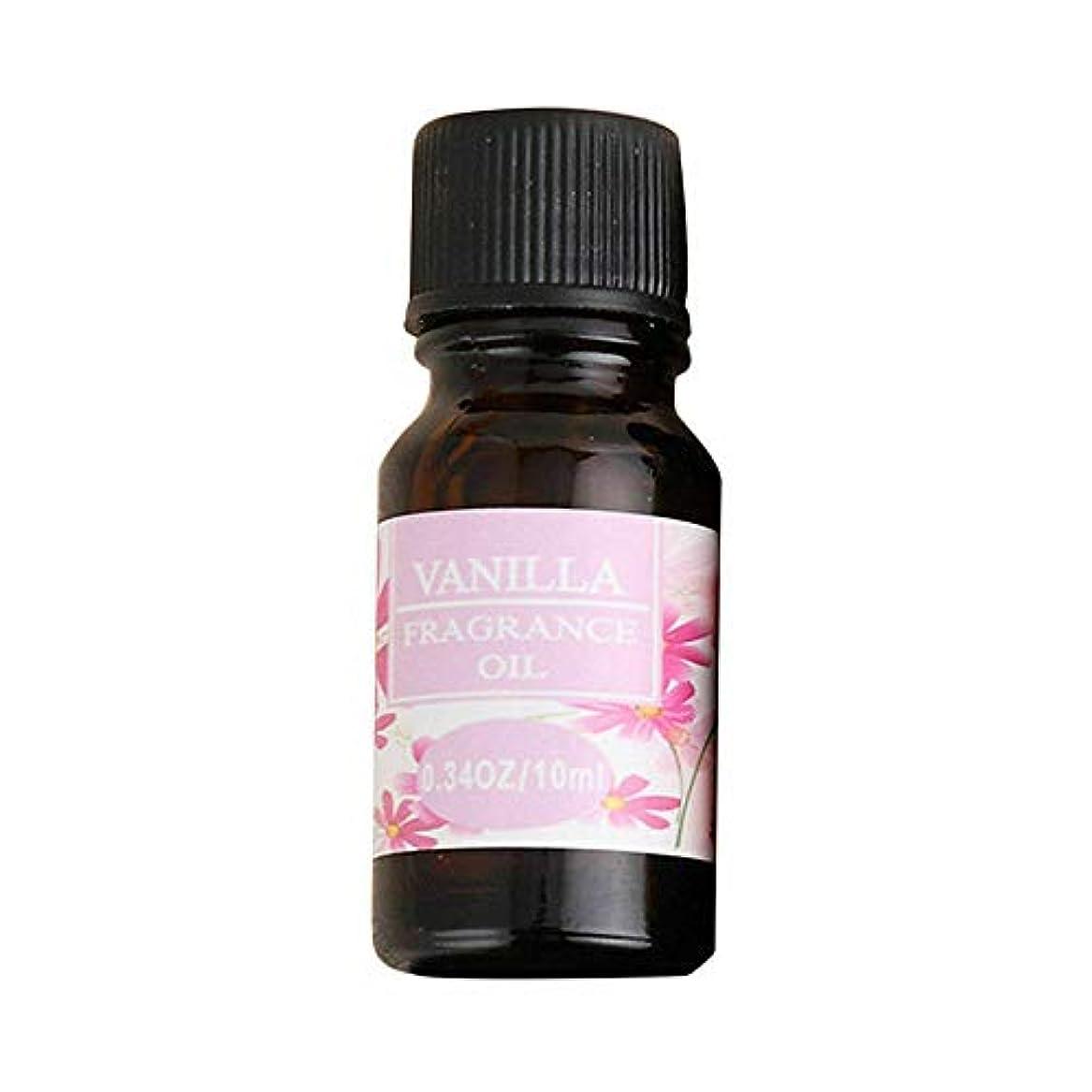 蜂生理継承100%純正 アロマエッセンシャルオイル 天然 無添加 厳選精油 10ml (バニラ)