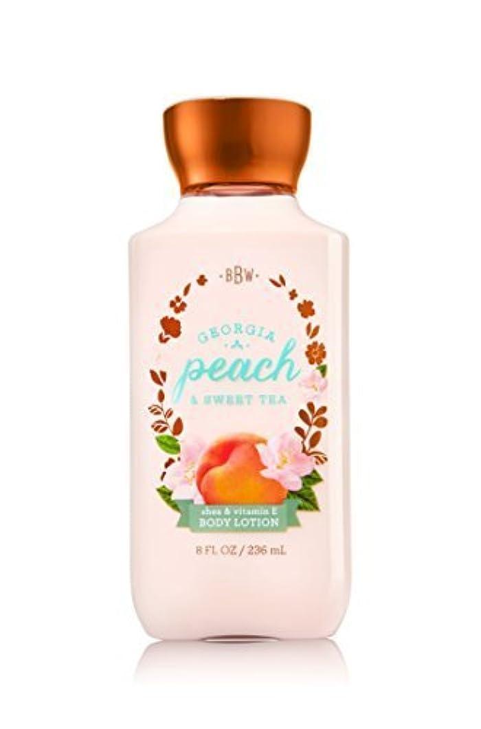 Bath & Body Works Lotion Georgia Peach & Sweet Tea by Bath & Body Works [並行輸入品]