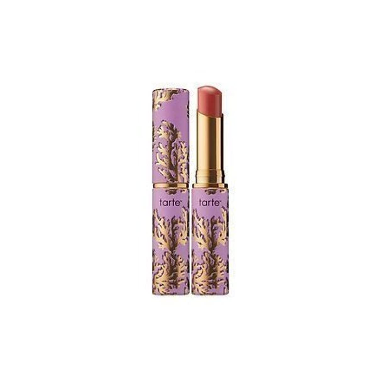 暴力的な望まない逆さまに【並行輸入品】tarte Rainforest of the Sea Quench Lip Rescue (Rose) by Tarte