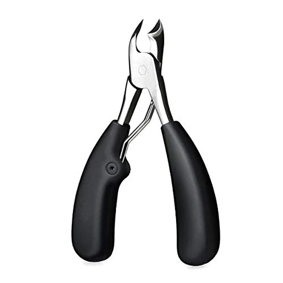 コイン海賊ジーンズ高級ステンレス製爪切り ニッパー 巻き爪 硬い爪などにも対応 爪切り 爪 変形爪などに最適 ネイルケアセット