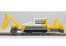 Nゲージ A2761 MCR600タイプ 除雪用軌道モーターカー・黄色 (沼田)