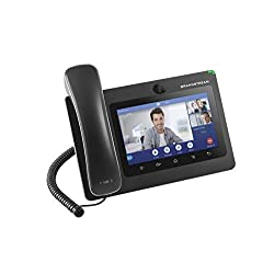 Grandstream GXV3370 ビデオ通話対応IP電話機 16-SIP AndroidOS