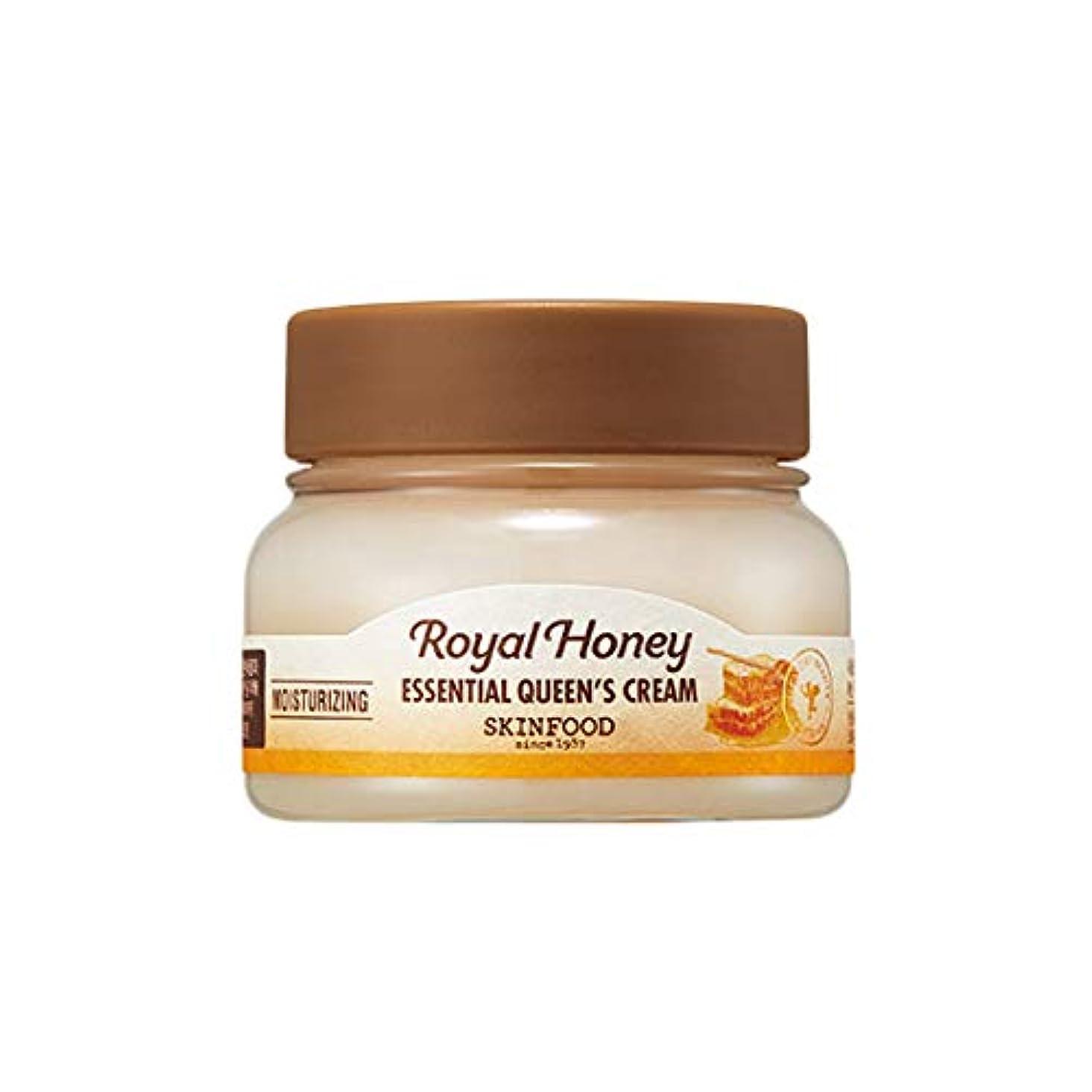 おとなしい禁輸葉巻Skinfood ロイヤルハニーエッセンシャルクイーンクリーム/Royal Honey Essential Queen's Cream 62ml [並行輸入品]