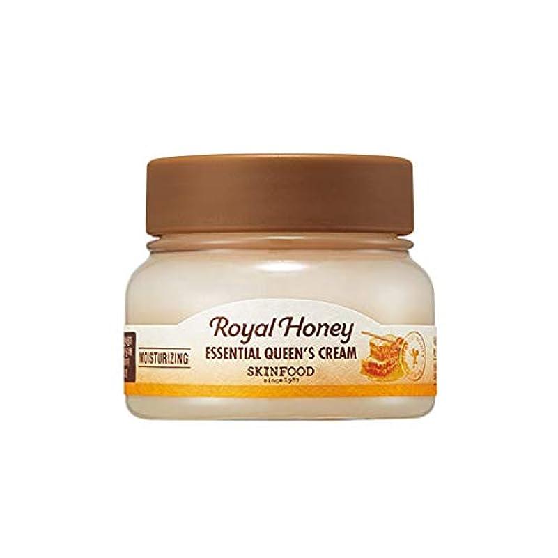 まどろみのあるラリー人類Skinfood ロイヤルハニーエッセンシャルクイーンクリーム/Royal Honey Essential Queen's Cream 62ml [並行輸入品]