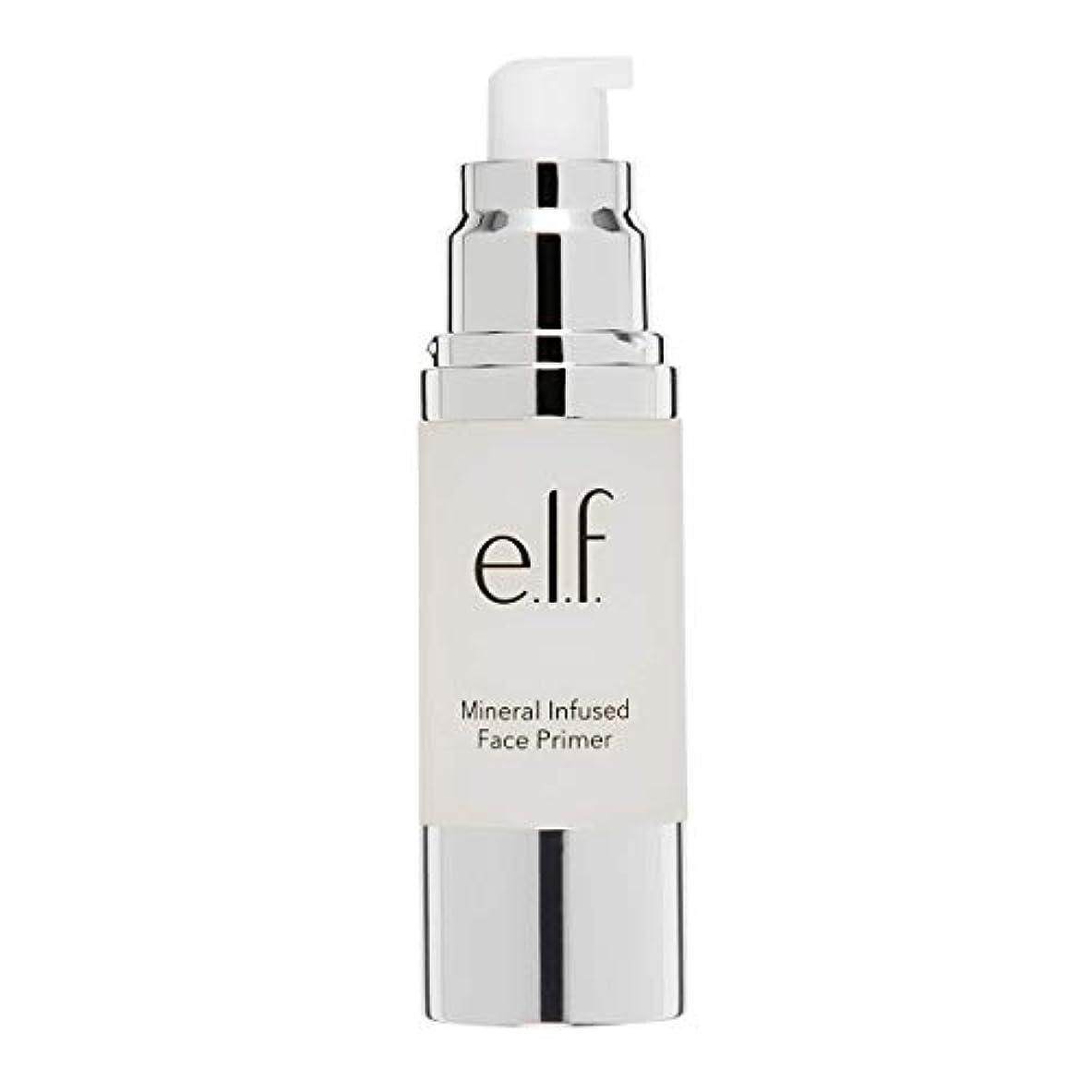 最も早いリビジョン面積e.l.f. Mineral Infused Face Primer Large - Clear (並行輸入品)