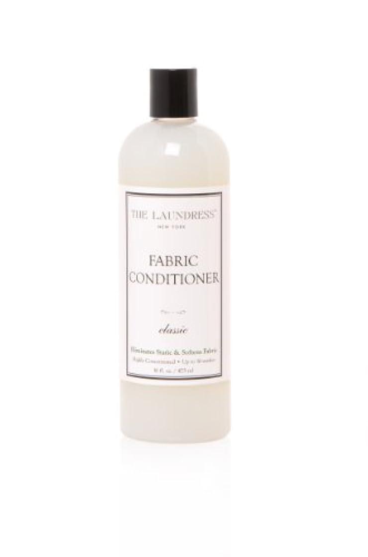 ジャニスペイン嫉妬THE LAUNDRESS(ザ?ランドレス) ファブリックコンデショナー classicの香り475ml (柔軟仕上げ剤) [並行輸入品]