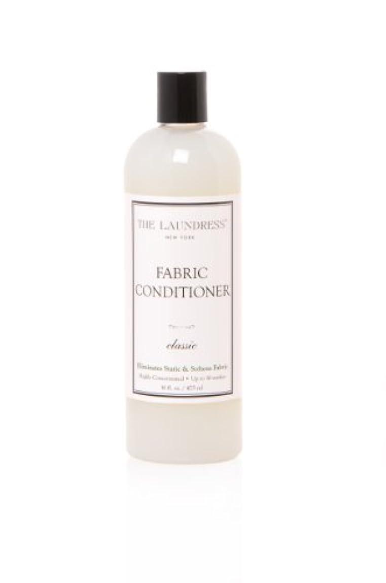 治す反毒アミューズメントTHE LAUNDRESS(ザ?ランドレス)  ファブリックコンデショナー classicの香り475ml (柔軟仕上げ剤)