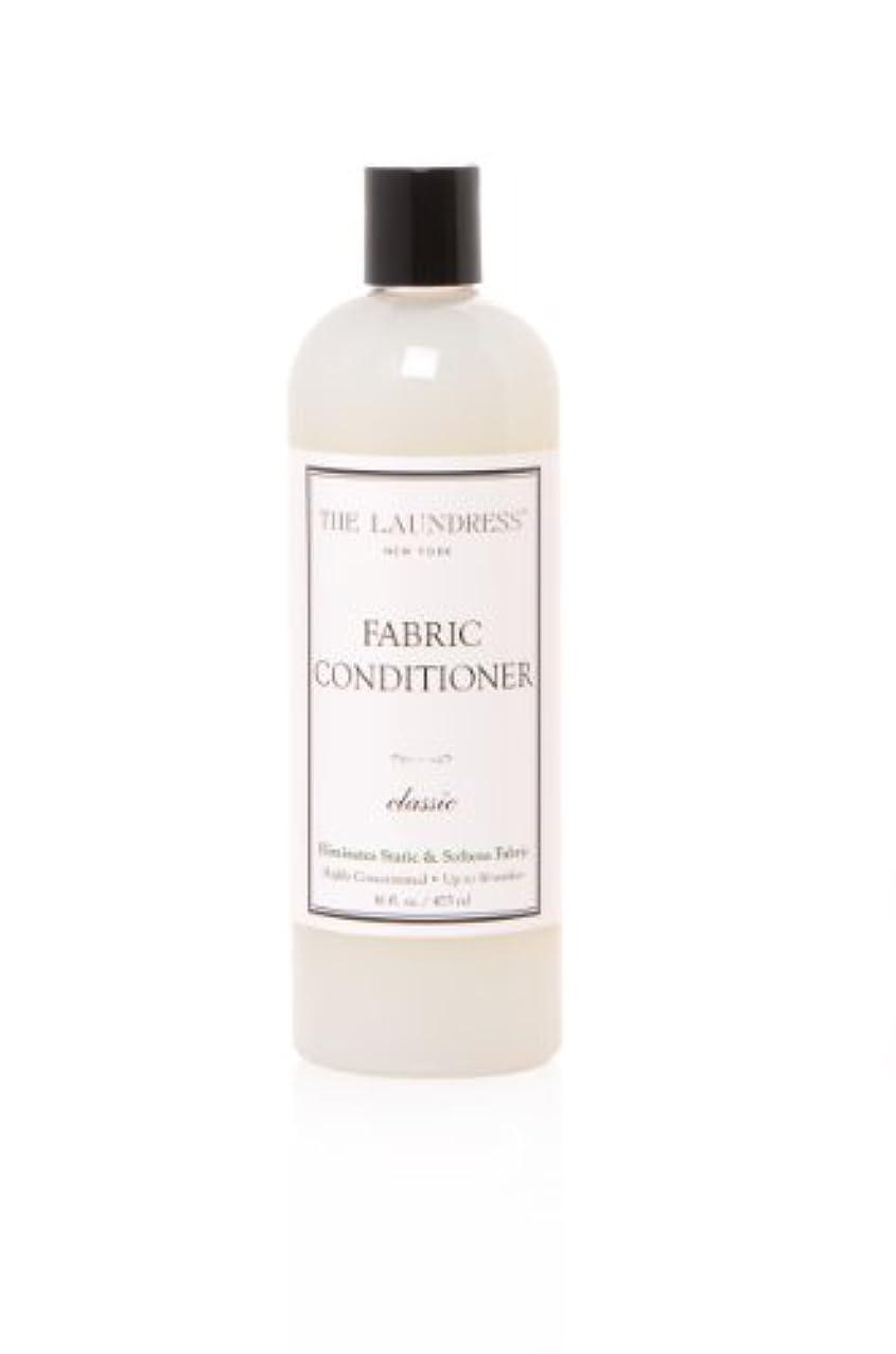 理容師カバー関係ないTHE LAUNDRESS(ザ?ランドレス)  ファブリックコンデショナー classicの香り475ml (柔軟仕上げ剤)