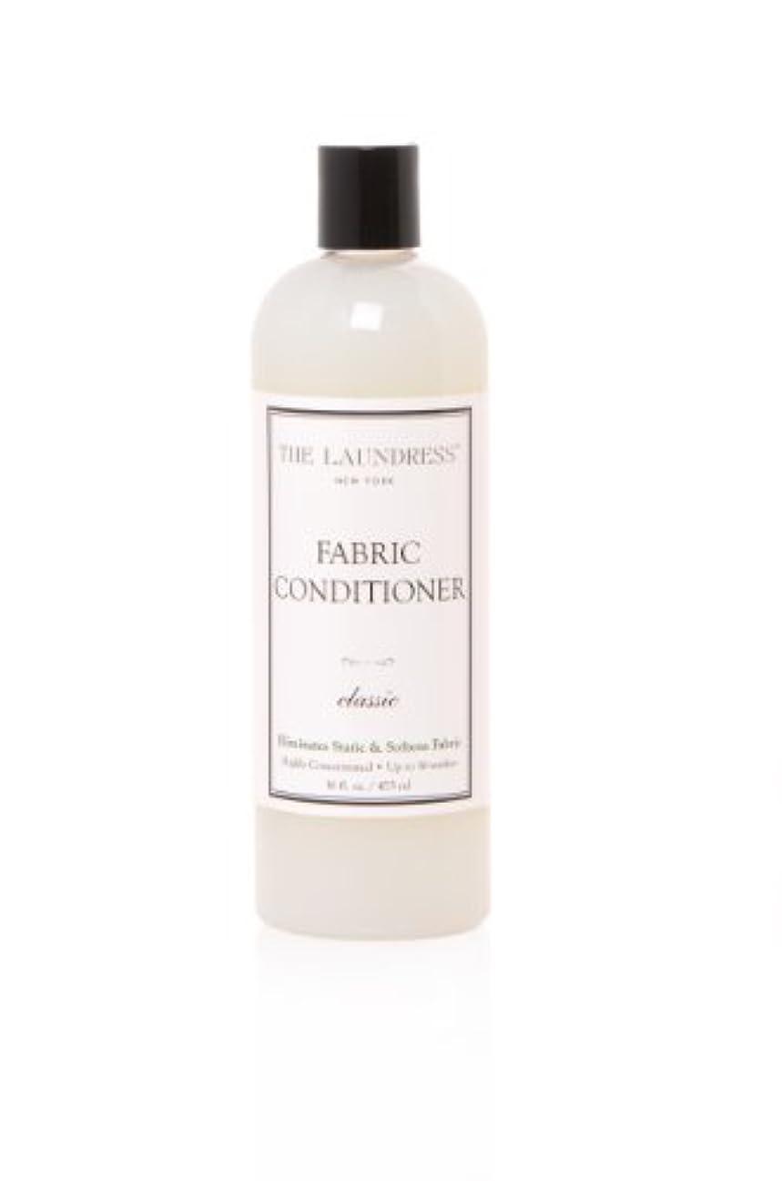 スノーケル所有権ギャンブルTHE LAUNDRESS(ザ?ランドレス)  ファブリックコンデショナー classicの香り475ml (柔軟仕上げ剤)