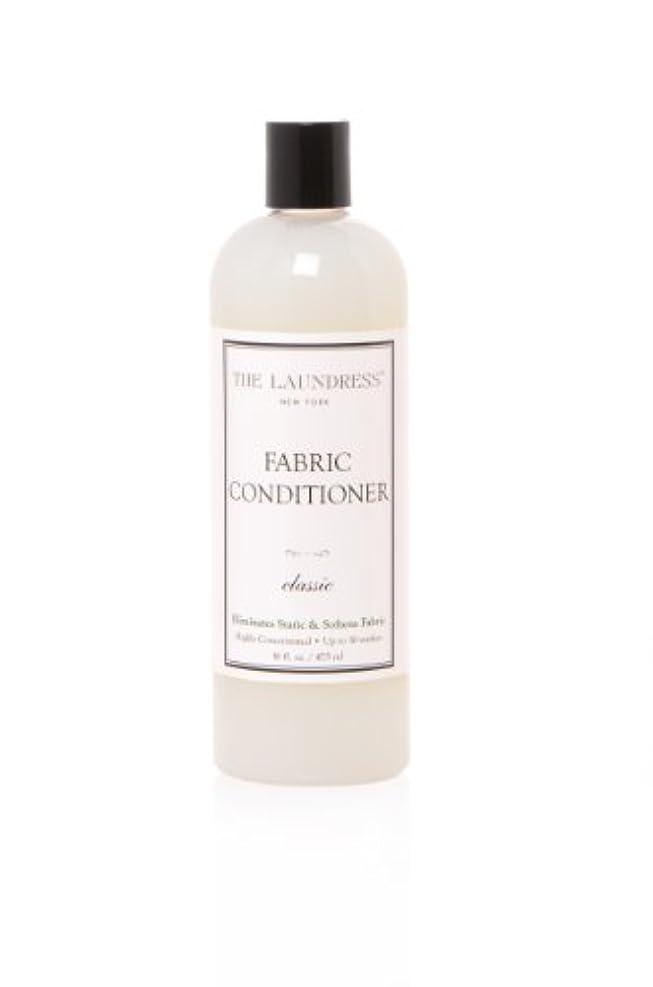 従事する課す決定THE LAUNDRESS(ザ?ランドレス)  ファブリックコンデショナー classicの香り475ml (柔軟仕上げ剤)