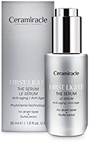 Ceramiracle First Light The Serum, Anti-Aging Beauty Serum Inspired by Vernix Caseosa, Hydrates and Nourishes