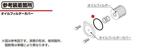 キタコ(KITACO) Oリング(OS-05) ST250/グラストラッカー/イントルーダー250等 1個入り 70-967-32050