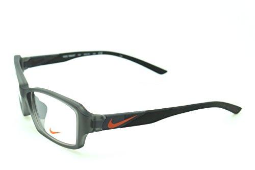 男性用 nike ナイキ パソコン用メガネ PCメガネ 7880 031 AF ブルーライトカット 紫外線カット 伊達メガネ 度無 透明レンズ アジアンフィット 加工済み 専用ケース付属