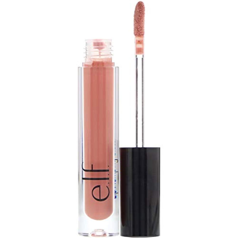 正当なインフレーション意外e.l.f. Lip Plumping Gloss - Mocha Twist (並行輸入品)