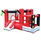Best バウンスハウス - Kidwise Little Raceway Bounce House Review