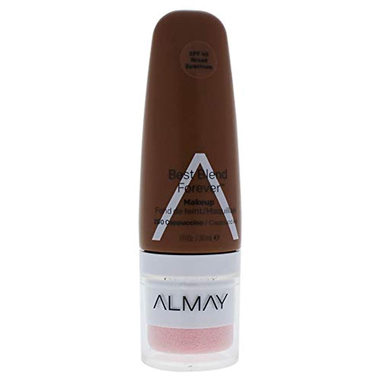 森船上特許Almay Best Blend Forever Makeup, Cappuccino 200