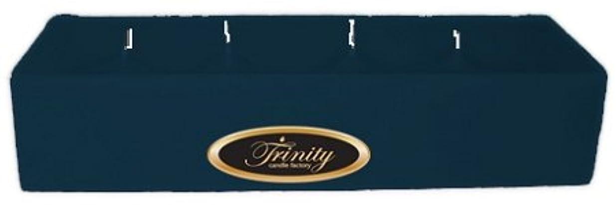大道徳の拒絶Trinity Candle工場 – Summer Nights – Pillar Candle – 12 x 4 x 2 – ログ