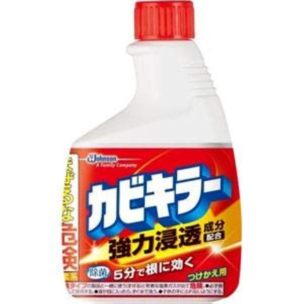 悪魔過度の表面(まとめ)ジョンソン 新カビキラー 替 400G 【×5点セット】