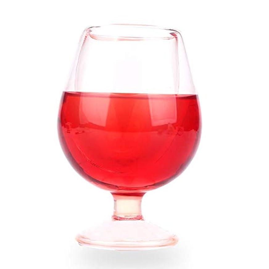 疎外する恥ずかしさ推進Goodjobb 新規性 ばかガラス 空にできないガラス バー KTV ビール 多色 クール
