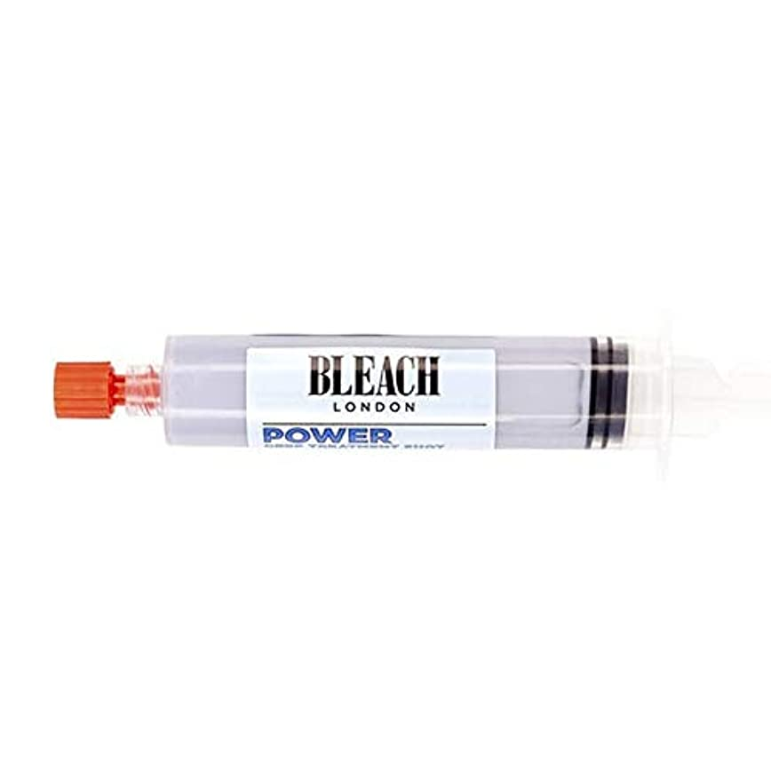 ケーブルカー道徳教育伝える[Bleach London ] 漂白ロンドン治療ショット - ディープパワー - Bleach London Treatment Shot - Power Deep [並行輸入品]
