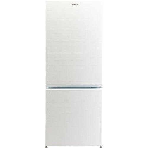冷蔵庫 2ドア 156L アイリスオーヤマ 冷凍庫 一人暮らし 二人暮らし 新生活 ノンフロン冷凍冷蔵庫 ホワイト AF156-WE 白物家電 568921 送料無料