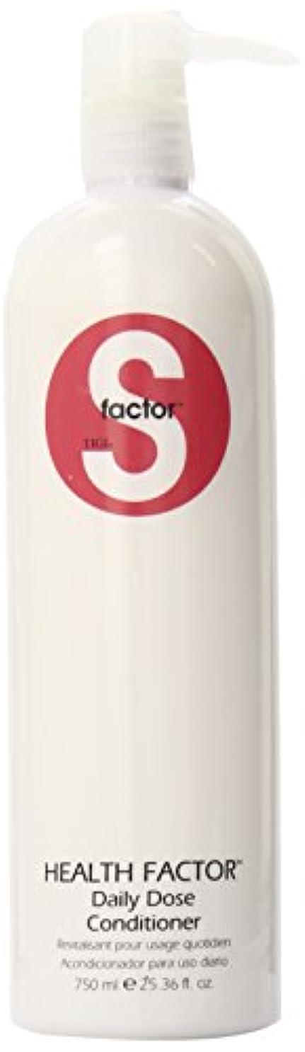 ティジー Sファクターヘルスファクターデイリーコンディショナー 750ml (並行輸入品)
