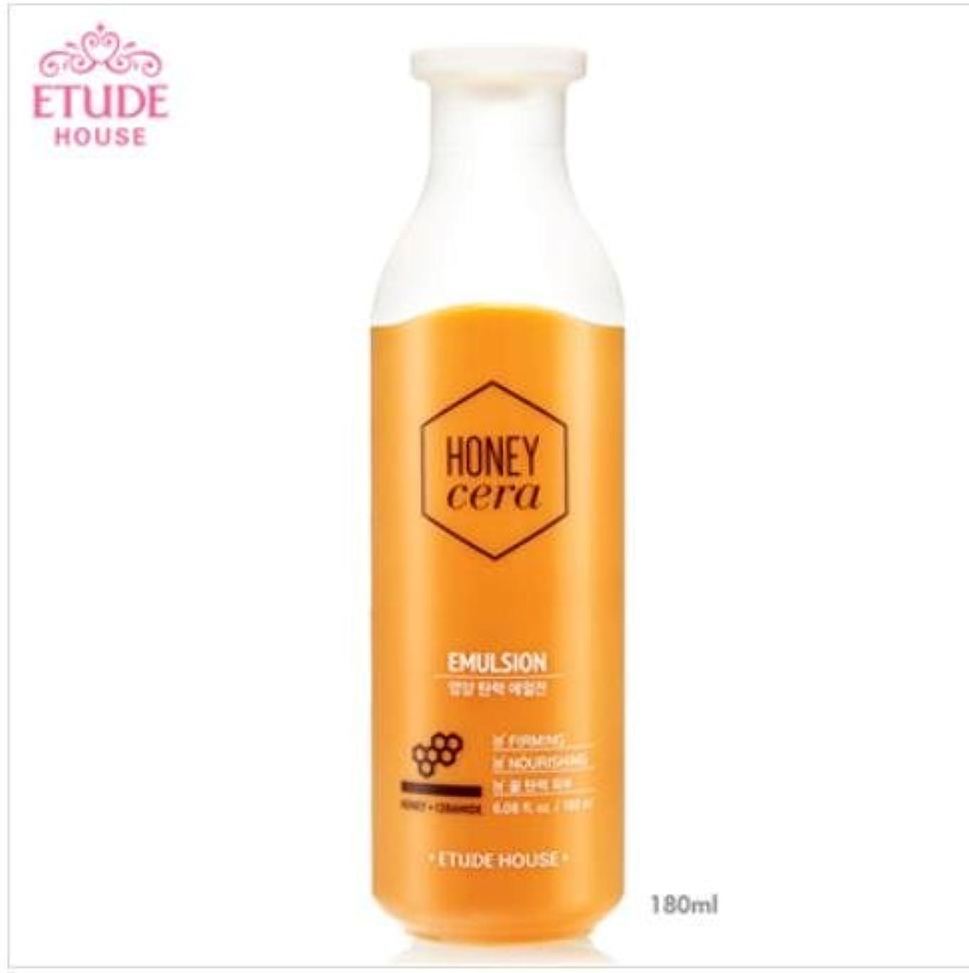 小さな誇張レンド[エチュードハウス] ETUDE HOUSE [ハニーセラ 栄養弾力 エマルジョン 180ml] (Honey Sarah nutrition elastic Emulsion 180ml) [並行輸入品]
