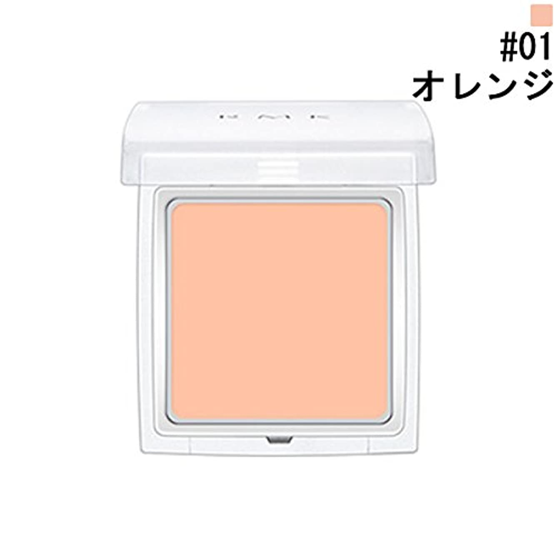 ガロン重さ精通した【RMK (ルミコ)】インジーニアス アイシャドウベース N #01 オレンジ 2.2g