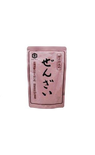 ぜんざい・おしるこ(製菓材料)
