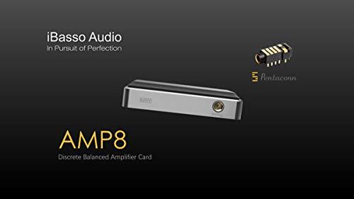 アイバッソ・オーディオ DX150/DX200用アンプモジュール《4.4mm5極バランス出力》iBasso AMP8