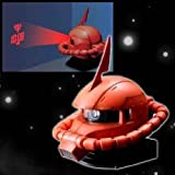 セブンイレブンフェア限定 機動戦士ガンダム プロジェクタークロック MS-06S シャア専用ザクU by セブンイレブン