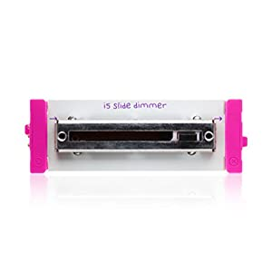 littleBits 電子工作 モジュール BITS MODULES I5 SLIDE DIMMER スライドディマー