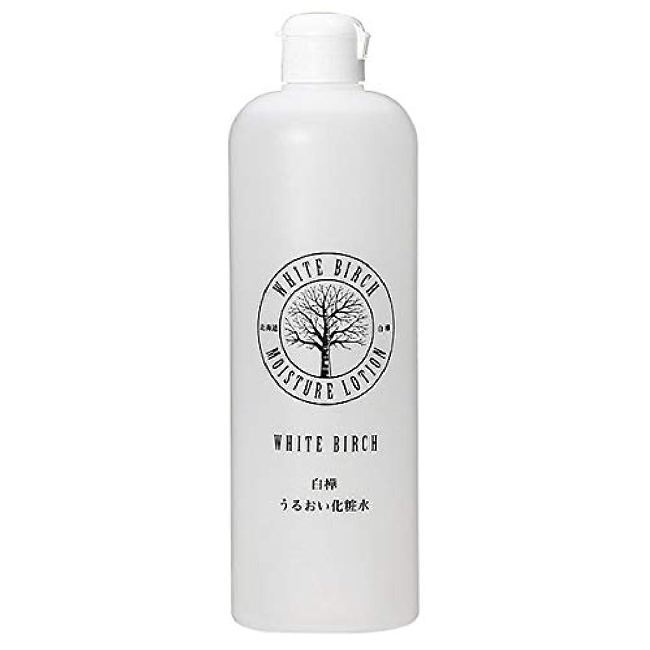 ローラーこんにちはマルクス主義者北海道アンソロポロジー 白樺うるおい化粧水 500mL