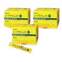 常盤 シトラミンC プラス 100袋 3個セット