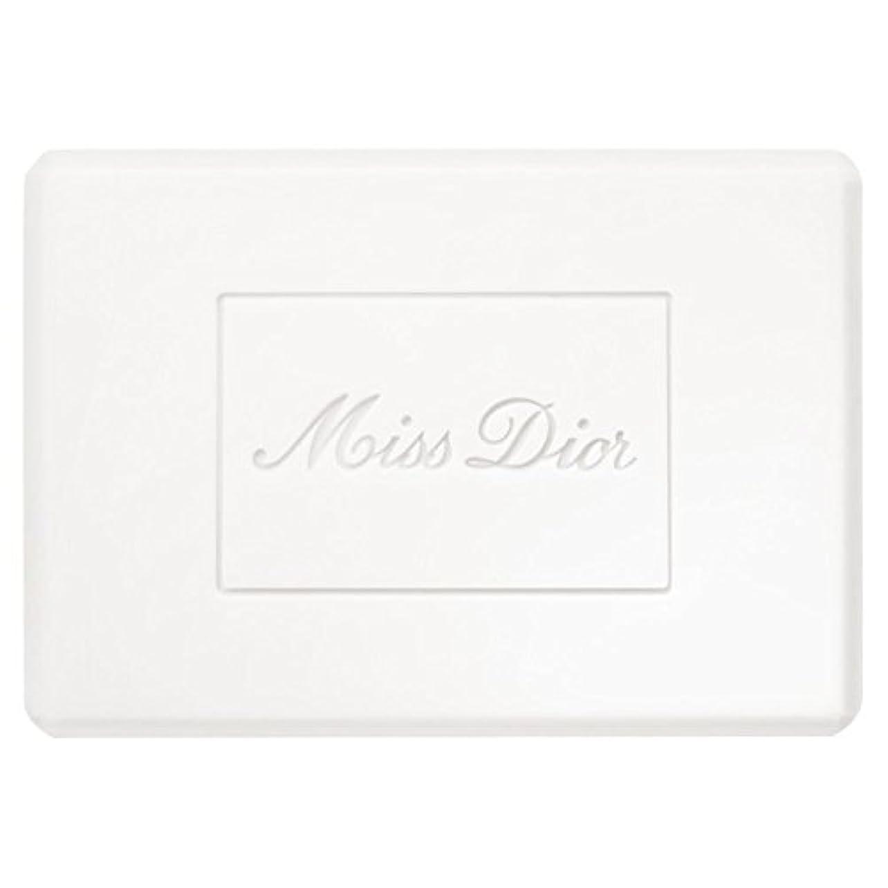 スキーム詳細な関係する[Dior] ディオールミスディオール石鹸150グラム - Dior Miss Dior Soap 150g [並行輸入品]