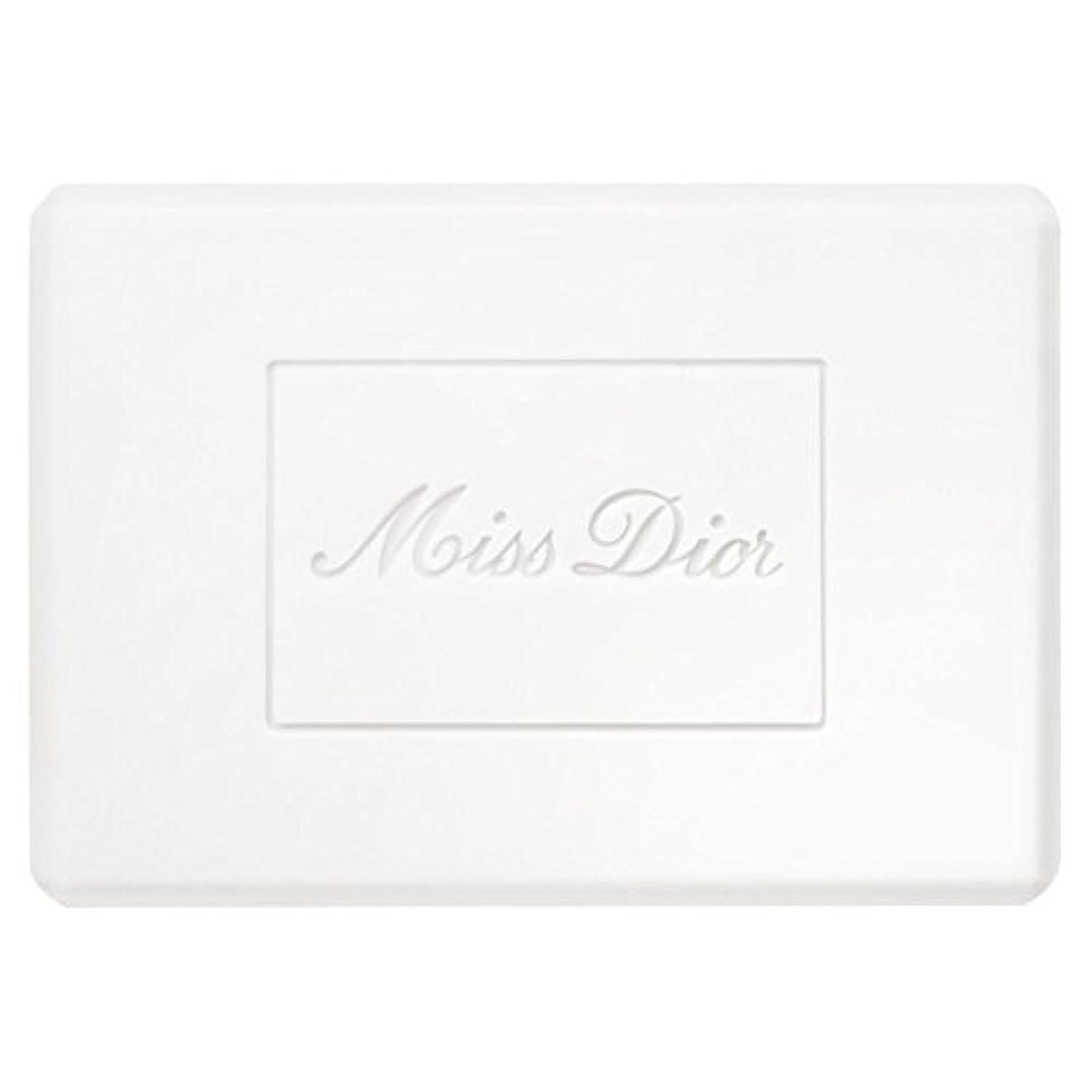 火山学スポーツマンどこでも[Dior] ディオールミスディオール石鹸150グラム - Dior Miss Dior Soap 150g [並行輸入品]