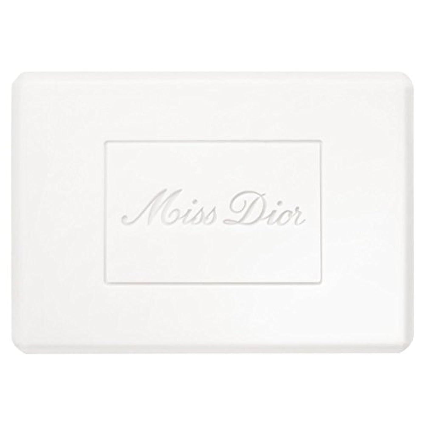 きつく落ちた苦しめる[Dior] ディオールミスディオール石鹸150グラム - Dior Miss Dior Soap 150g [並行輸入品]