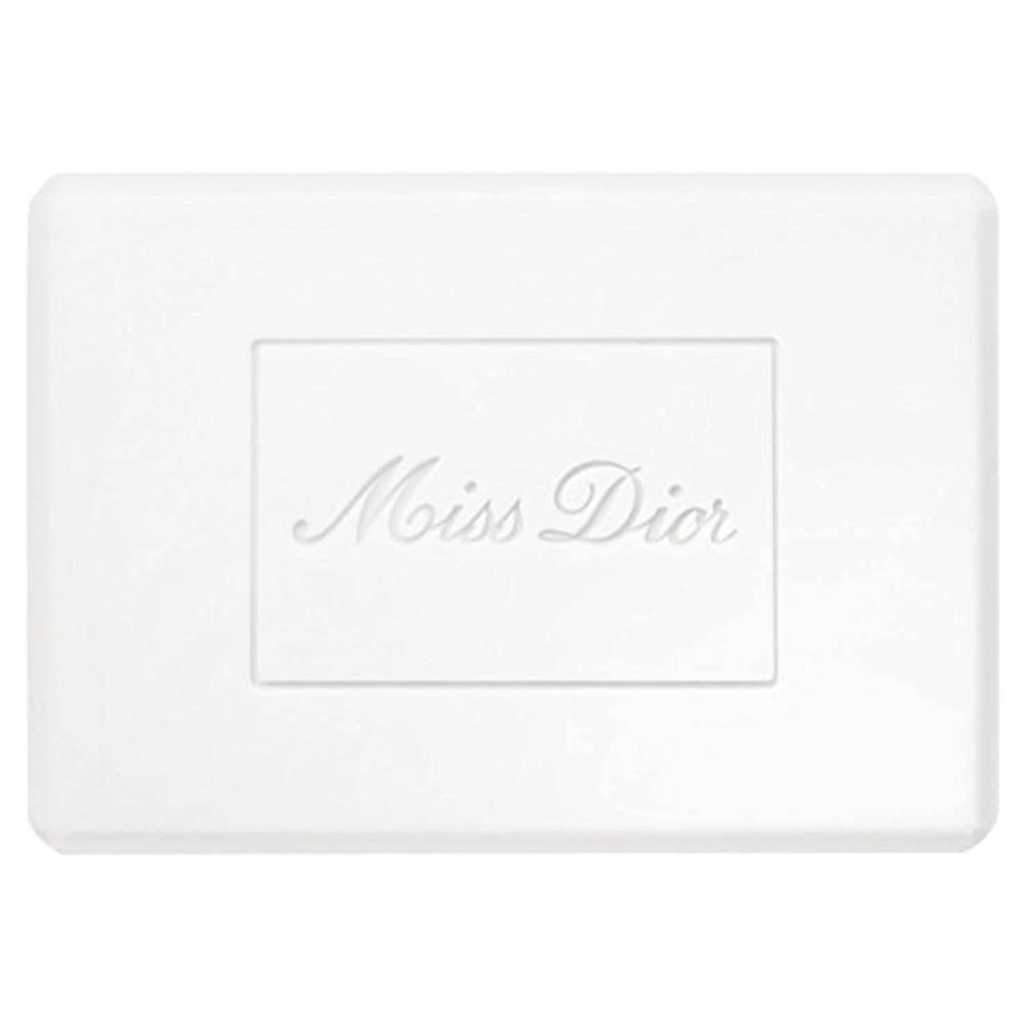 フェロー諸島する批判する[Dior] ディオールミスディオール石鹸150グラム - Dior Miss Dior Soap 150g [並行輸入品]